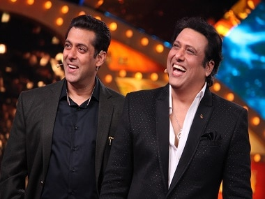 Salman and Govinda on Bigg Boss 10, Weekend Ka Vaar