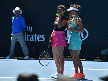 Australian Open 2017: Leander Paes-Martina Hingis win opener, Sania Mirza out of womens doubles