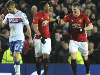 FA Cup: Manchester United ease through to 5th round after thrashing Wigan Atheltic