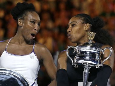 Australian Open 2017: Defeated Venus says seeing the name Williams on the trophy is a beautiful thing