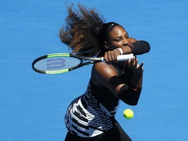 Serena Willaims was in top form in her straight sets win. Reuters