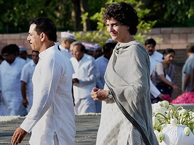 Will Congress star-campaigner Priyanka Gandhi finally step into her mothers shoes