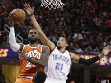 NBA roundup: Atlanta Hawks outwit New York Knicks, LeBron James reaches milestone