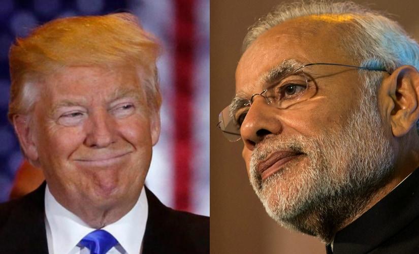 Donald Trump to speak to Narendra Modi on Tuesday, confirms White House
