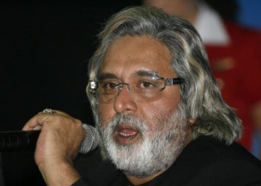 A file photo of Vijay Mallya. Reuters