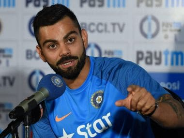 India vs England: Virat Kohli says playing T20 cricket will help hosts prepare for Champions Trophy