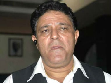 File photo of Yograj Singh. Image courtesy: News18