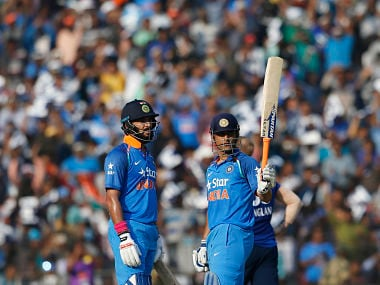 India vs England, Cuttack ODI: Yuvraj Singh, MS Dhoni tons help hosts seal series