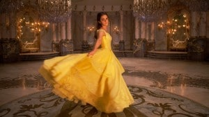 Emma Watson in a still from Beauty and the Beast