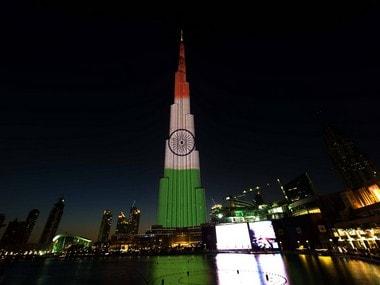 File image of the Burj Khalifa. Image courtesy: Facebook/BurjKhalifa
