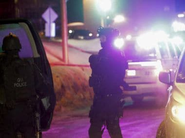 Canada: 6 killed in Quebec City mosque shooting; Justin Trudeau calls it act of terrorism