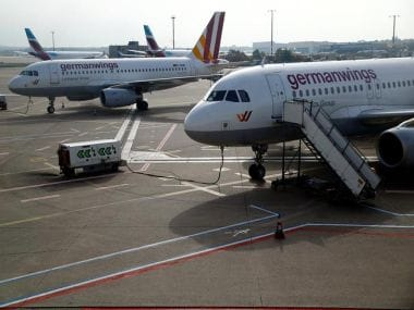 German passenger flight from Oman lands in Kuwait over bomb threat