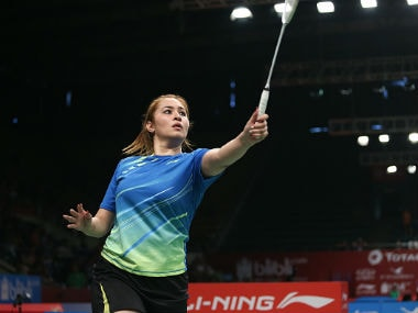 File photo of Jwala Gutta. Getty Images