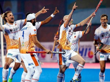 Hockey India League 2017: Kalinga Lancers beat Ranchi Rays thanks to Glenn Turners brace