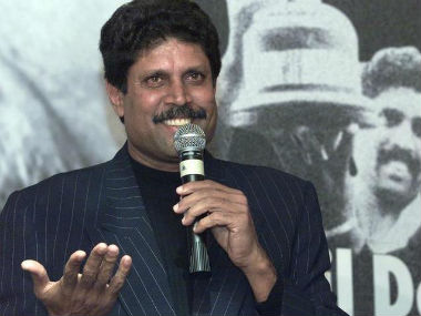 Kapil Dev, Indias 1983 World Cup-winning captain, inducted into Legends Club Hall of Fame
