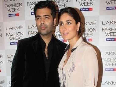 Karan Johar and Kareena Kapoor have been firm friends for several years now