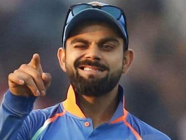 Cricketer Virat Kohli was awarded the Padma Shri
