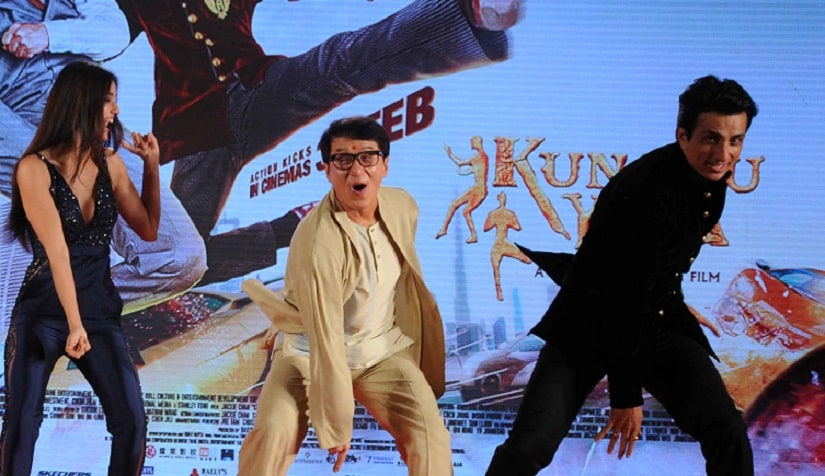 Sonu Sood reveals Kung Fu Yoga 2 is in pipeline: Jackie Chan is excited to come back to India