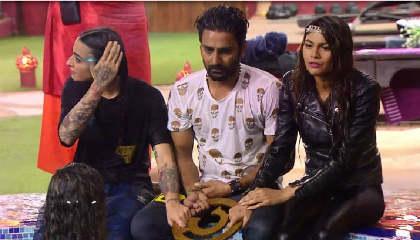 Bigg Boss 10's final three: Bani, Manveer, Lopa