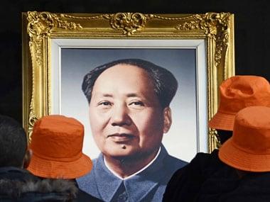 Chairman Mao Zedong. AFP