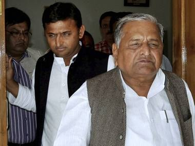 Mulayams victory in defeat: EC decision helps pass Samajwadi Party legacy to son Akhilesh