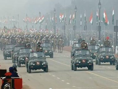 Republic Day 2018 updates: India showcases military might, culture and diversity at Rajpath parade