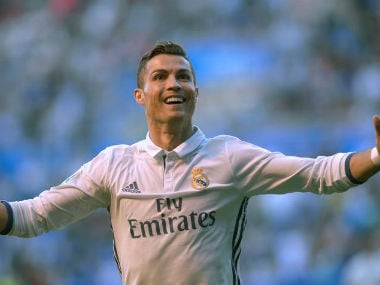File photo of Cristiano Ronaldo. Reuters