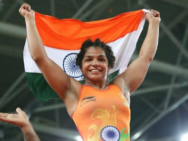 File image of Sakshi Malik. Reuters