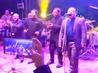Watch: Meghalaya CM Mukul Sangma jams to The Beatles at his daughter's wedding