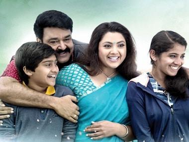 Munthirivallikal Thalirkkumbol movie review: Mohanlal, Meena headline a charming, likeable film