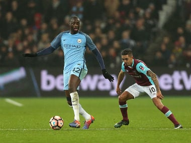 Premier League: Manchester Citys Yaya Toure still has title hopes, says everything is possible after rout