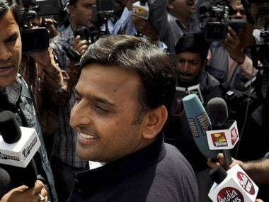 Akhilesh Yadav. File photo.PTI