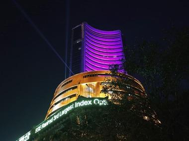 The Bombay Stock Exchange building. Reuters