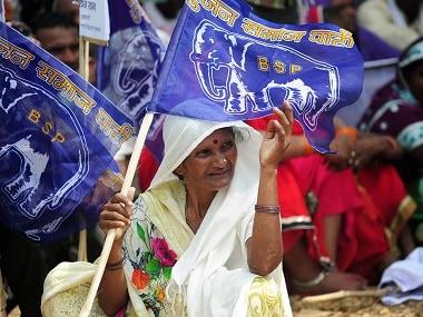 BSP is contesting all 70 constituencies in Uttarakhand. AFP