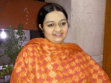 File image of Jayalalithaa's niece Deepa Jayakumar. Sandhya Ravishankar/Firstpost