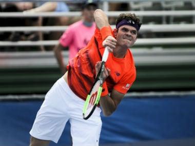 Delray Beach Tennis Raonic post