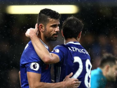 Premier League: Chelsea bolster lead after beating Swansea; troubled Leicester City inch closer to relegation