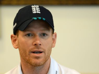 Eoin Morgan. AFP