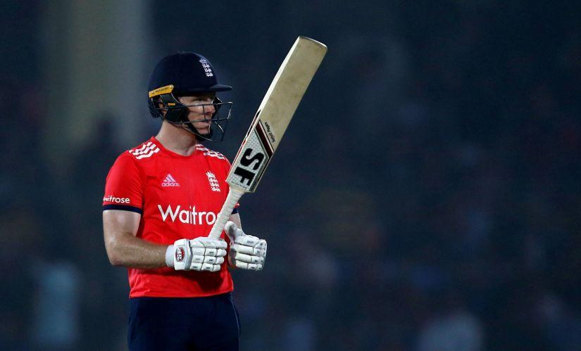 England's captain Eoin Morgan. Reuters