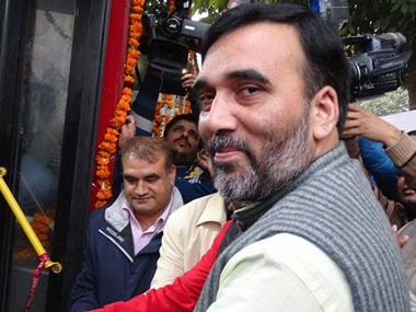 File image of Gopal Rai. PTI