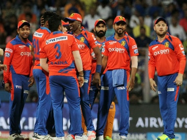 File photo of the Gujarat Lions. Sportzpics