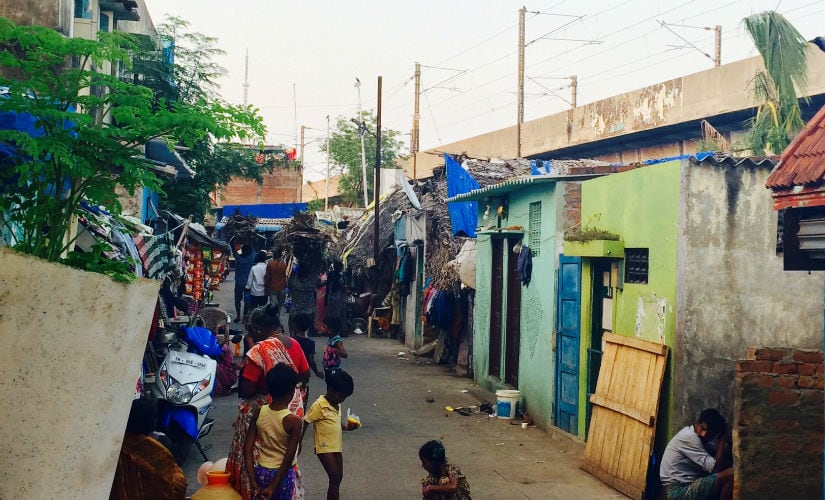 In Mattankuppam, life for residents is slowly returning to normalcy. Divya Karthikeyan