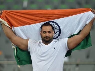 File photo of Inderjeet Singh. AFP