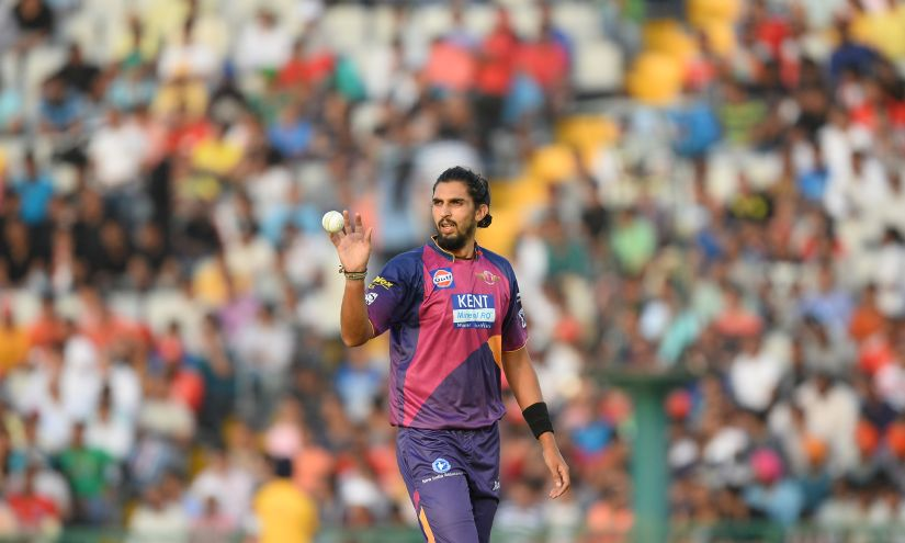 Ishant Sharma did not have a great outing during the 2016 Indian Premier League and will look to make amends this year. AFP