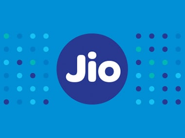 The Reliance Jio logo. Image courtesy Reliance Jio