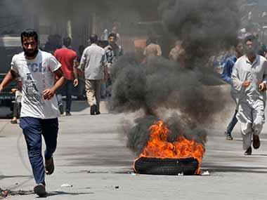 Kashmir unrest. Representational image. AP