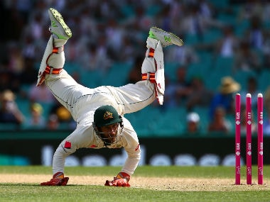 Matthew Wade skipped the recent Chappell-Hadlee Trophy in New Zealand due to back problems. Reuters