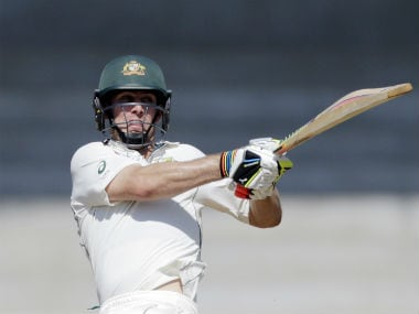 Mitchell Marsh added that he was confident of his shape and fitness. AP