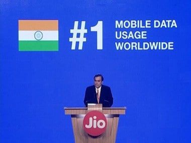 Reliance Jio alleges Airtel, Vodafone, Idea Cellular caused Rs 400-cr loss to govt