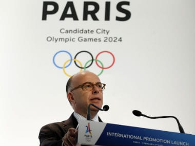 Olympics 2024: Los Angeles, Paris and Budapest enter final straight in bidding process